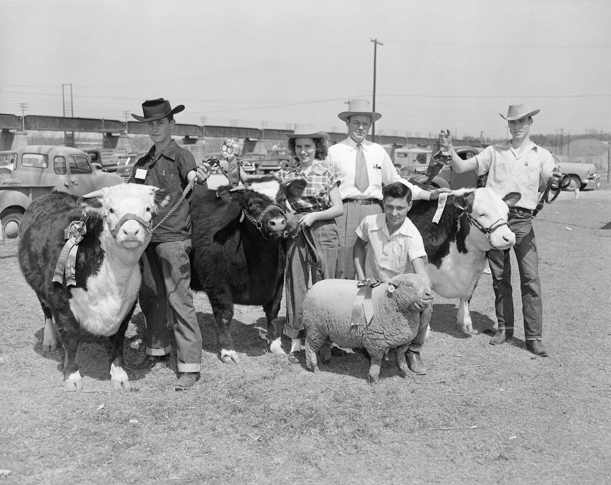 Rodeo Austin history photo