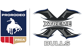 Professional Rodeo Cowboys Association Xtreme Bulls logo
